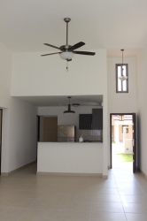 1 Story, 3 Bedroom home for rent within the Gated Community of The Woodlands of Panama Pacifico