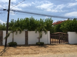 Building lot in Coronado, with water, electrical and completely enclosed!