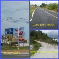 10 HA Parcel of Land, with asphalted road access, electricity, and potable water for sale