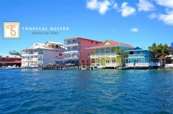 Award-Winning, Waterfront,  22- Room Hotel for Sale in Bocas del Toro, Panama