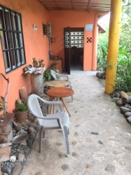 Furnished house for sale in Las Lajas Beach