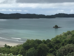 Breathtaking views to the Gulf of Chiriqui