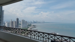 Elegant and Exclusive Apartment with Ocean view in Punta Pacifica