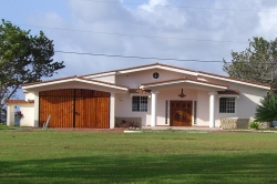 ** SUPER VALUE ** 3 Bedroom Ocean front home on the Caribbean Coast of Panama For sale