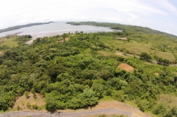 2 hectares with beautiful ocean views  in Boca Chica