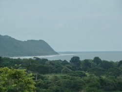 61.77 Acres(25 hectares) of Titled Ocean View Land Priced to Sell!!! Playa Ostional, Tonosi, Azuero Peninsula