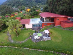 Boquete estate with income potential