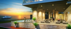 Exclusivity and Luxury in front of the Ocean