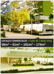COMMERCIAL LOCALS - VIA PRINCIPAL CALLE 50