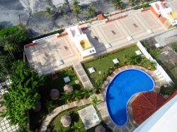 Beautiful 2 bedroom oceanfront condo at Playa Serena, Gorgona