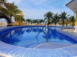 Beautiful 2 bedroom Oceanfront Condo at Playa Serena, Gorgona