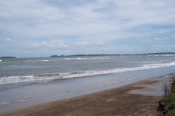 1-hectare lot on beautiful beach Playa Nanzal