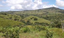 Country Ranch, Power, water, road, titled, cool climate 1 hour from Chitre and Las Tablas