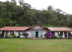 Over 200 hectares with house within the National Park with valley, ocean and mountain views!
