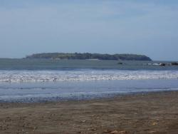Beachfront Lot in Chiriqui; House Plans included in the Sale